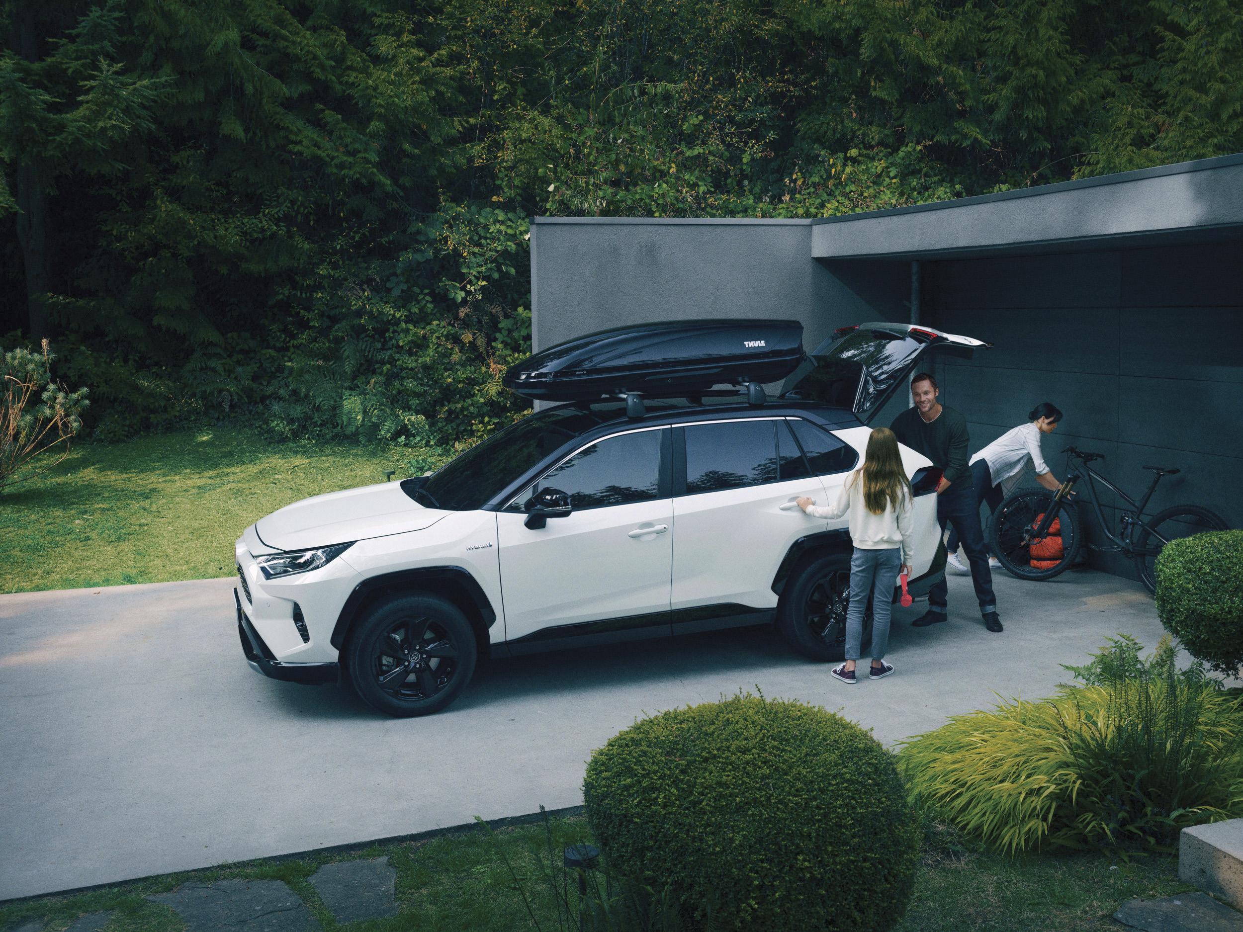 Toyota RAV4 2019 - Hybride - Garage du Vernay JDF Bill