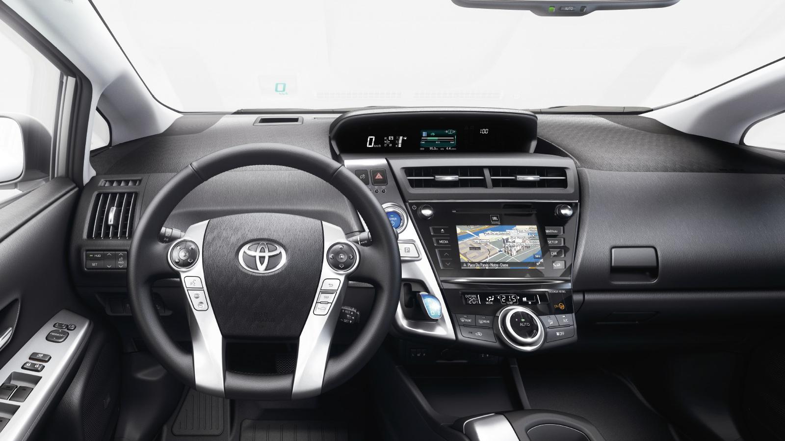 Toyota Prius Wagon Hybride Garage Du Vernay Jdf Bill