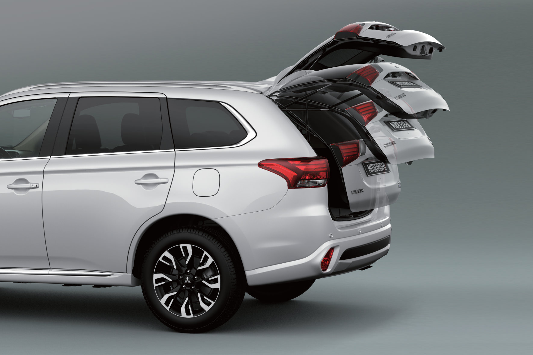mitsubishi outlander phev 4x4 garage du vernay jdf bill. Black Bedroom Furniture Sets. Home Design Ideas